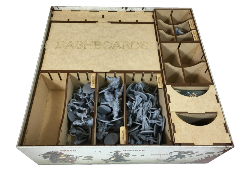 Zbp 001 For Zombicide Black Plague Go7gaming
