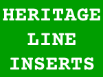Heritage Inserts