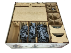 7146 Zombicide Green Horde SGB Paul Bonner 2 Expansion Table Game with Gorgeous Miniature Edition in Italian Colour Asmodee Italia