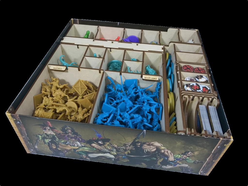 Rb 001 for rum bones second tide base game go7gaming for Rb storage