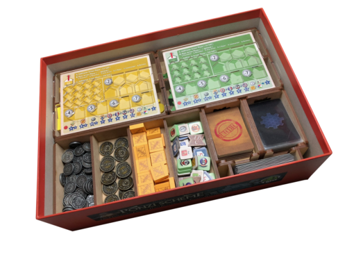 Go7gaming Board Game Chests Game Box Inserts Deluxe Tokens And